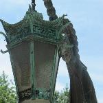 Detail of lantern