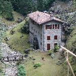 """Vista panoramica del Ristorante """" Il Museo """" a Castione della Presolana"""