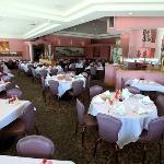 Tam's Cuisine, Pacifica, CA, Interior