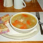 Turkey Vegetable Soup - best soup ever