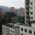 vista de Medellin desde el Novelty