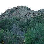 Quartz mountain