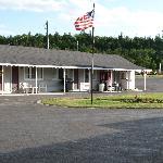 Lobby and motel