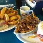 My fries with gravy :)