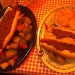 MOAD and hot dogs with hot potato salad