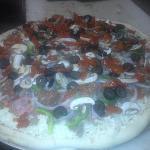 we do pizzas too