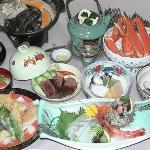 浜乃屋料理例