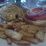 Jalapeno Burger (special for the 4th)
