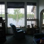 Potter's House living room