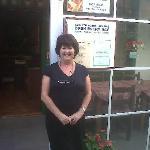 Nati Owner of Portobello Restaurante,