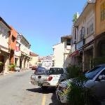 Jalan Kampung Hulu - Towards Jonker Street