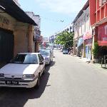 Jalan Kampung Hulu
