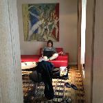 Junior Suite - lounge area