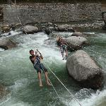 Beas River Crossing
