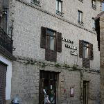 The hotel/restaurant