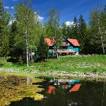 Foto de Villa Drewniana Roza