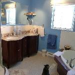 Salle de bain nickel!!!