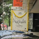 The Nakshatra Restaurant in Bangalore.