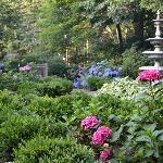 Beautiful Gardens at Hawkesdene.