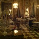 my birthday @ Les Ambassadeurs, delicious but expensive