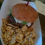 The Magnolia Burger