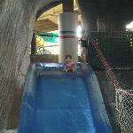 Childs water slide