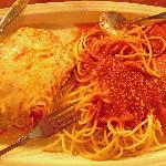 Veal Parmigiana Specialty