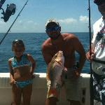 Meiling and Bob's mutton snapper