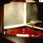 No matter which cabin you choose at Country Charm, you will have a 2 person Jaccuzi/