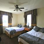 Bedroom in a 3-bedroom unit on 3rd floor