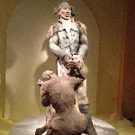 Depiction of Slave Trade