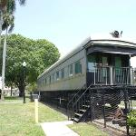 Esperanza 1929 Pullman rail car