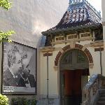 Lumiere Museum Entrance