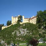 Outro Castelo do Rei Ludwig que só visitamos por fora.