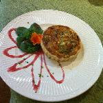 Breakfast- Spinach Quiche