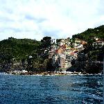 Cinque Terre area of Italy - Riomaggiore