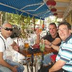 Friends at Home Bar Marbella.