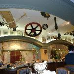 L'Inventions, restaurant du Disney Hotel