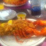 King Baked Stuff Lobster