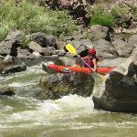 Funyacking on the Rio Grande River