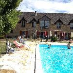 Pool, terrace, hotel
