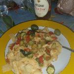 Our fresh pasta dish