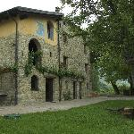 Stone house with 4 rental apartments