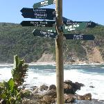 Sign Post @ Cape of Good Hope