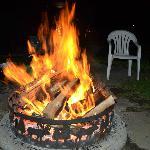 Great communal firepit