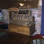 Green Door Tavern / Speakeasy cash register...