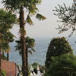 Udsigt over Gardasøen