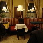 Cafe Zartl, Wien, Interior