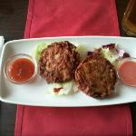 Indian Links Restaurant Prestwick. Delish!
