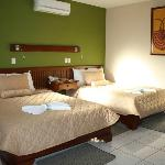 Triple room - One Queen bed & one Twin bed